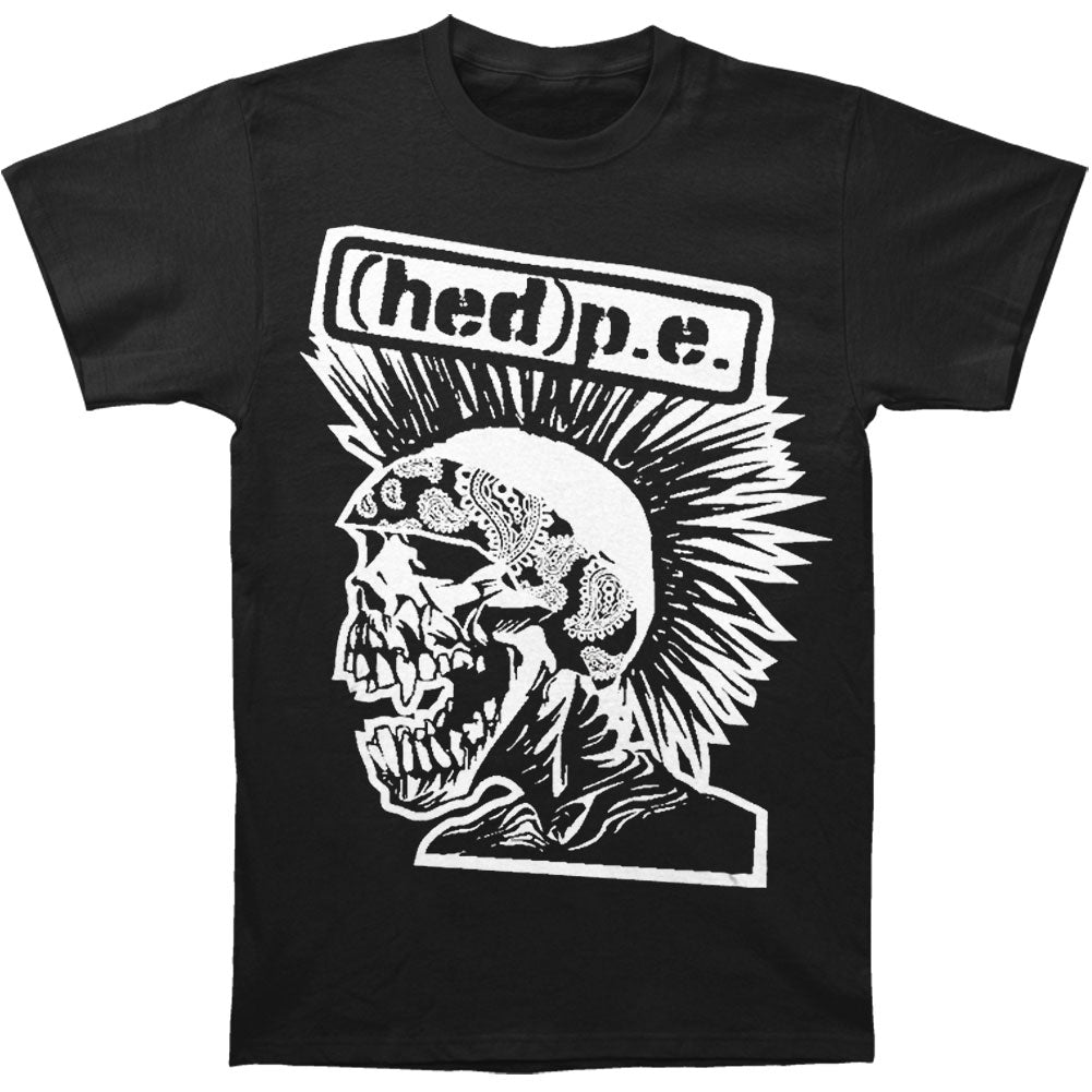 Punx Not Ded Black T-shirt