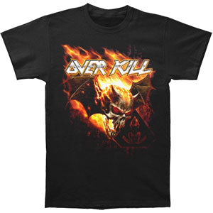 Bat Skull Of Fire T-shirt