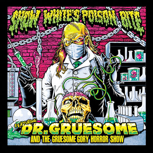 Dr. Gruesome Sticker