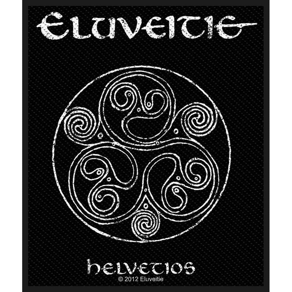 Helvetios Woven Patch