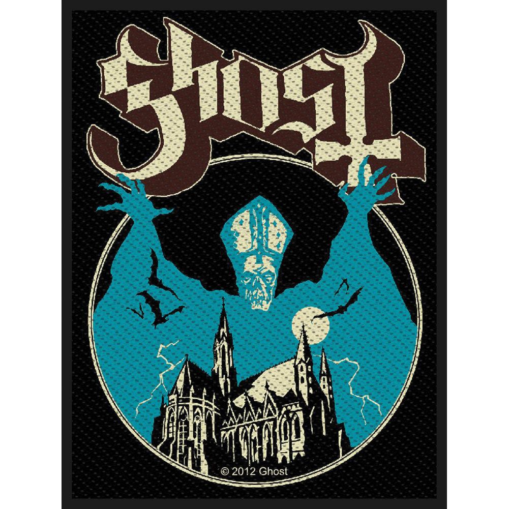 Opus Eponymous Woven Patch