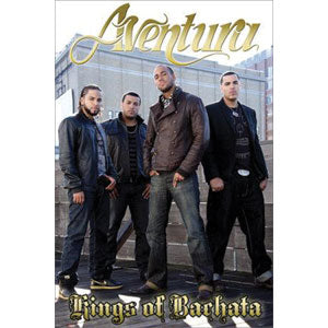 Kings Of Bachata Import Poster