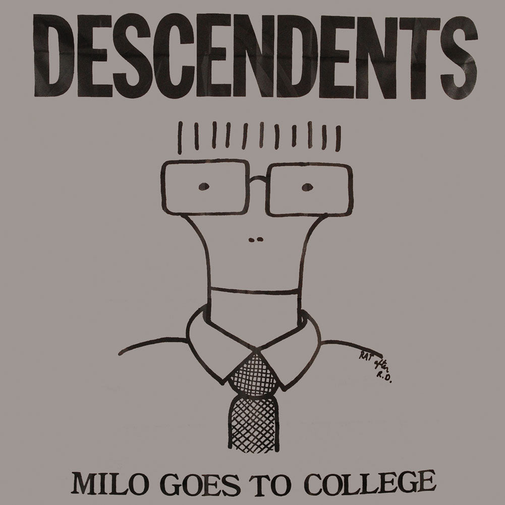 Milo Goes To College Flag Poster Flag