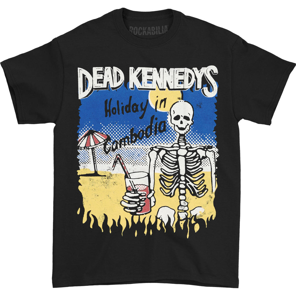 Cambodian Skeleton T-shirt