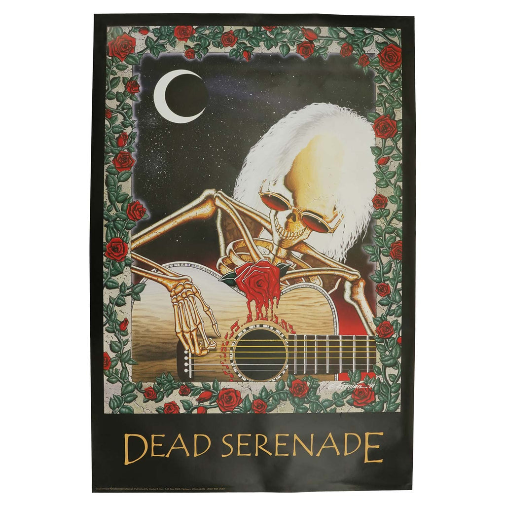 Dead Serenade Domestic Poster