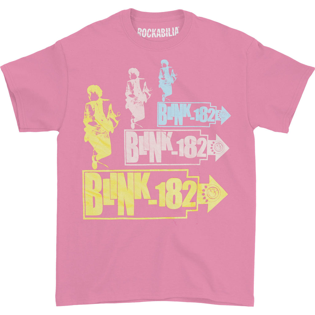 Colored Silhouettes T-shirt
