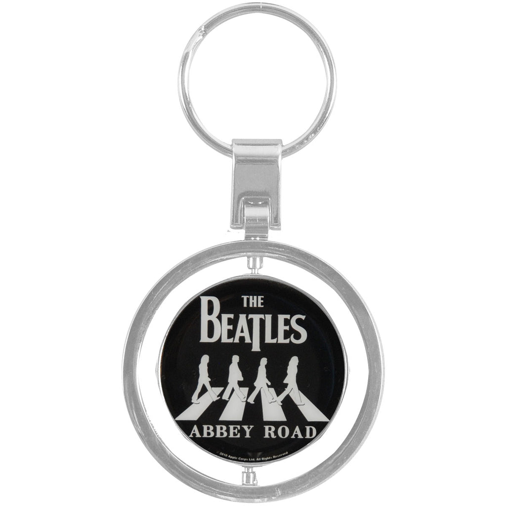 Abbey Road Spinner Key Chain