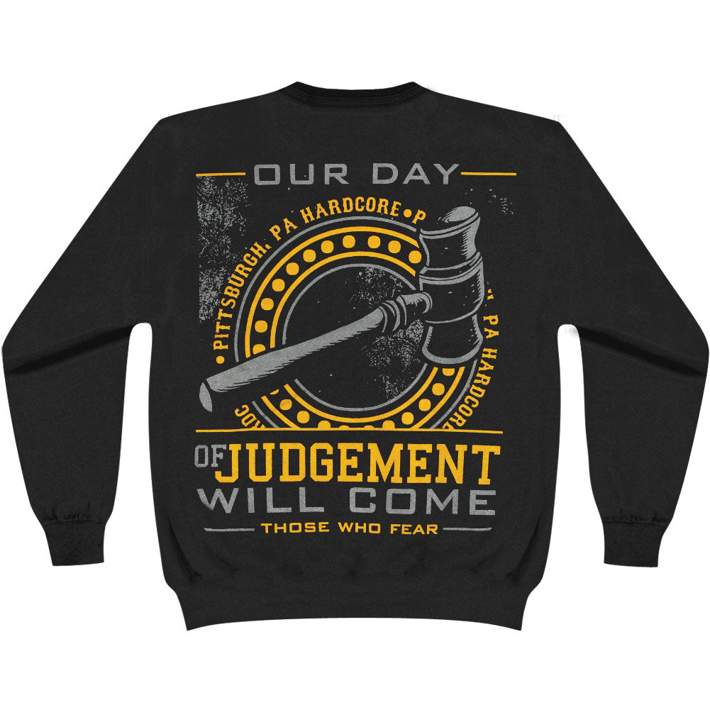 Judgement Sweatshirt