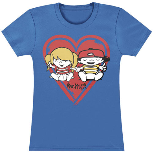 Heart Kids Tissue T Tissue Junior Top