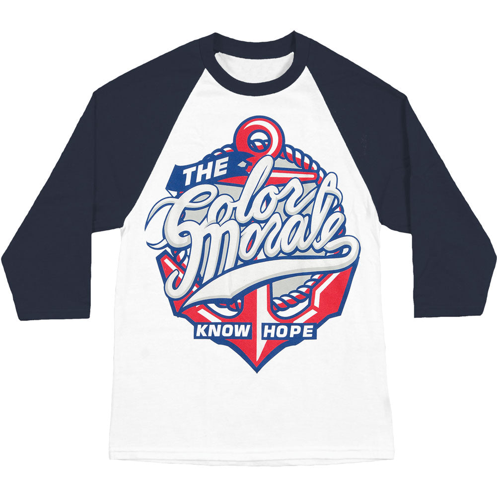 Know Hope Anchor Baseball Jersey