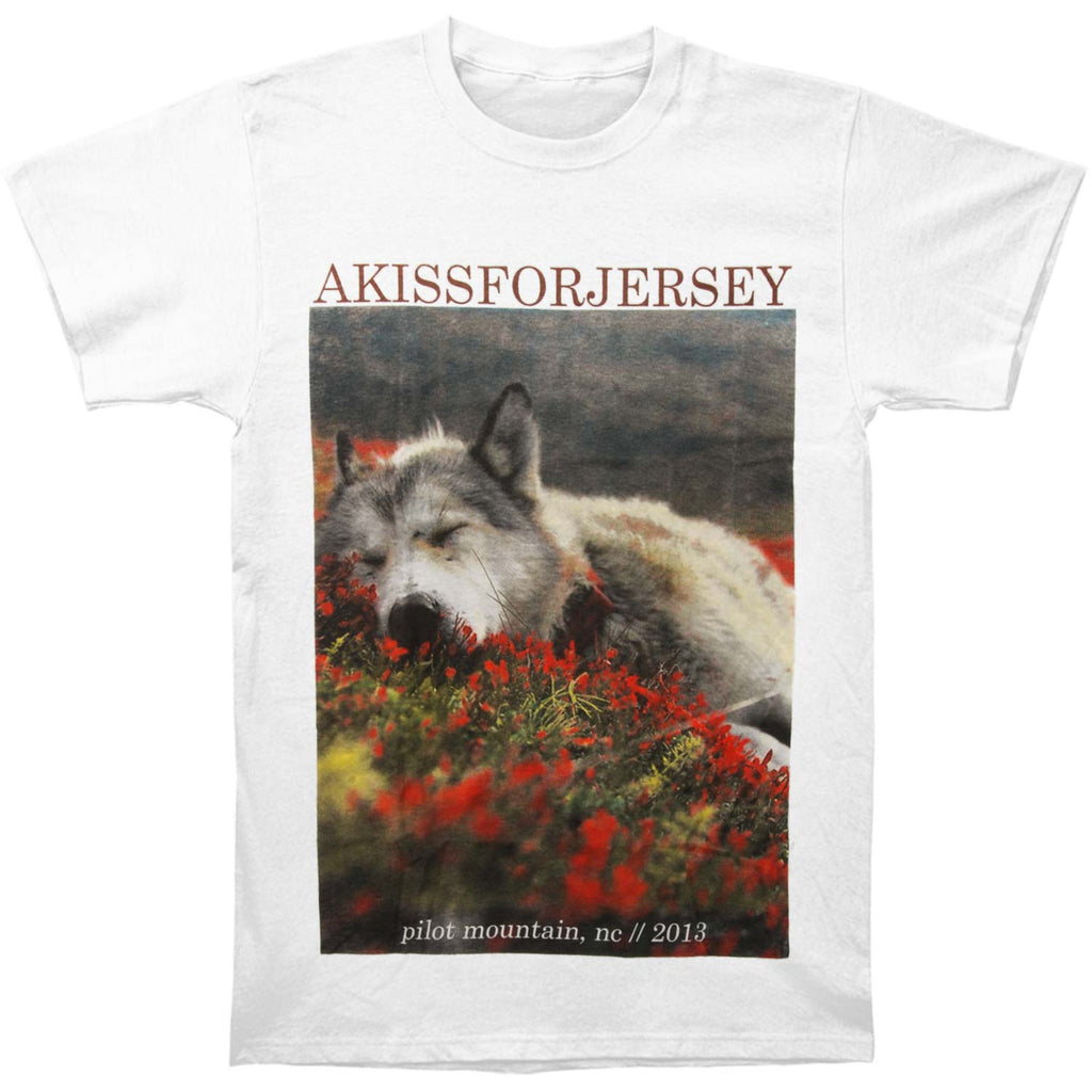 Sleeping Husky T-shirt