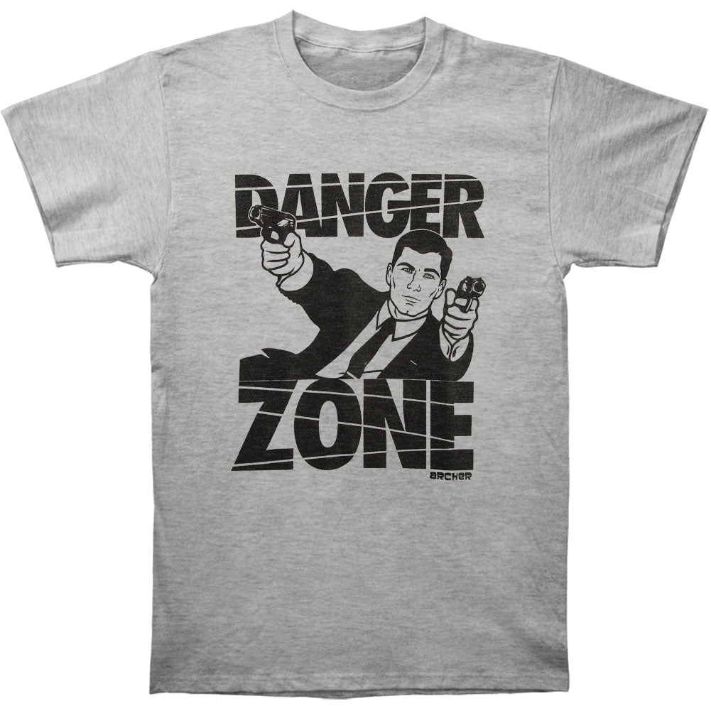 Danger Zone Slim Fit T-shirt