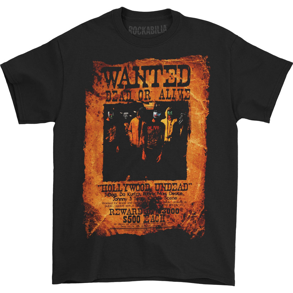 Wanted D.O.A. T-shirt