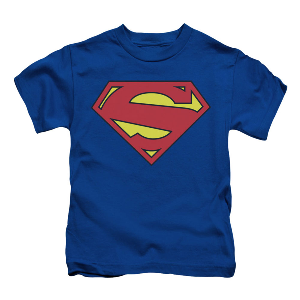 New 52 Shield Childrens T-shirt