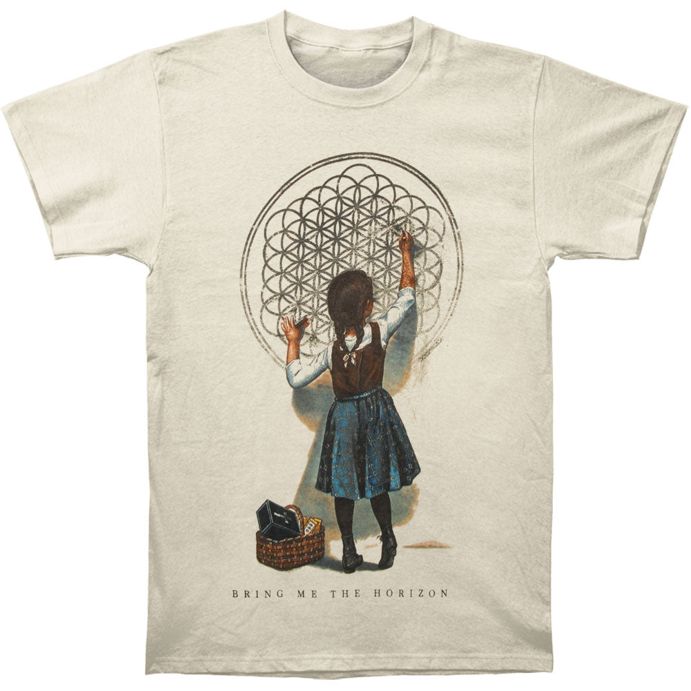 School Girl Slim Fit T-shirt