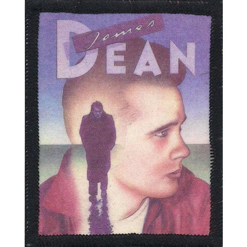 James Dean Woven Patch