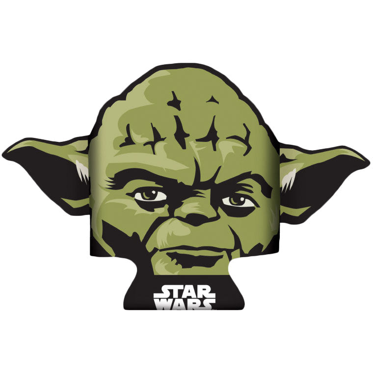 Yoda With Ears Can Cooler