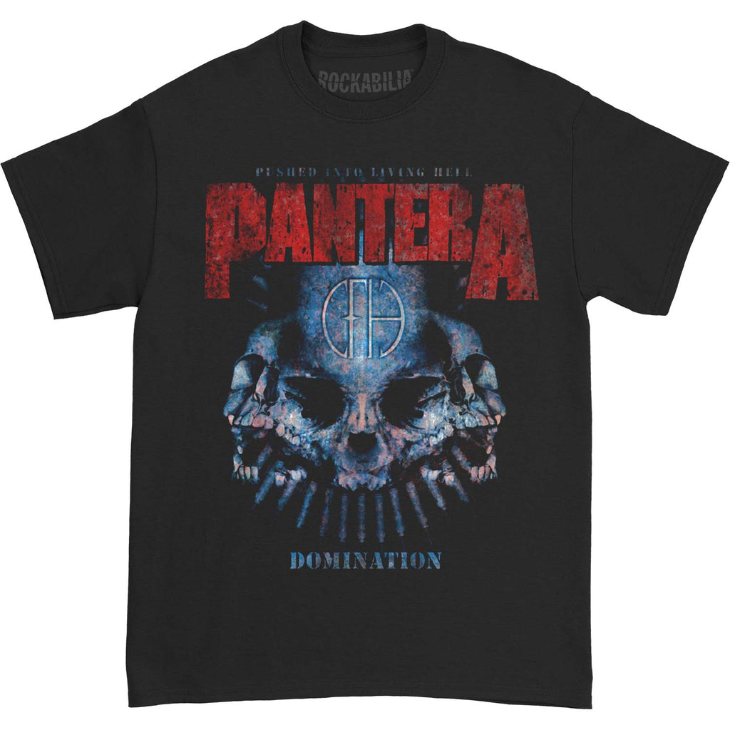 Domination Distressed T-shirt