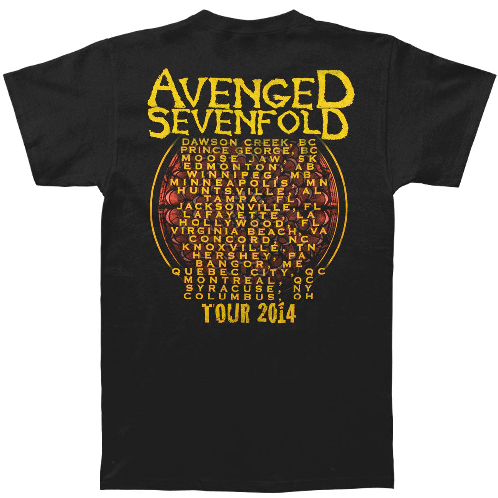 New Day Rises 2014 Tour T-shirt