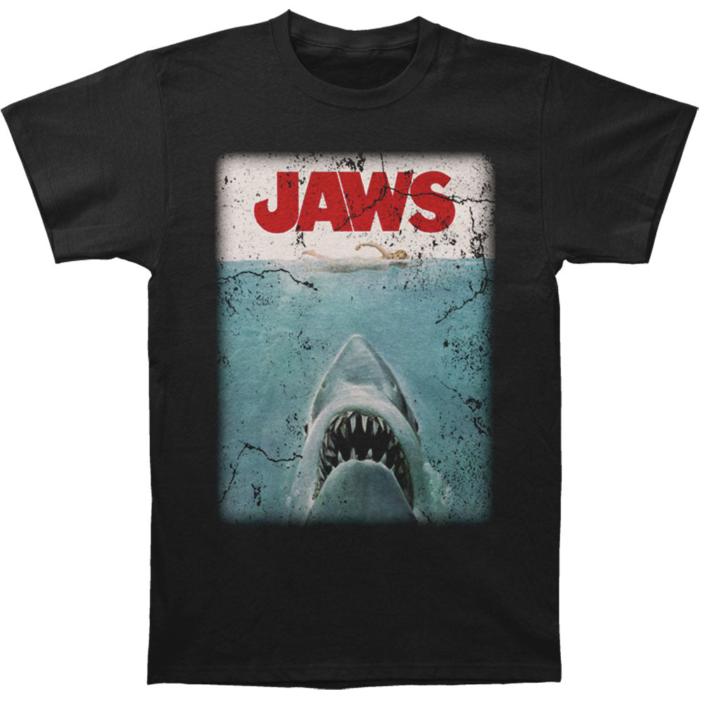 Jaws Poster by Rock Rebel T-shirt