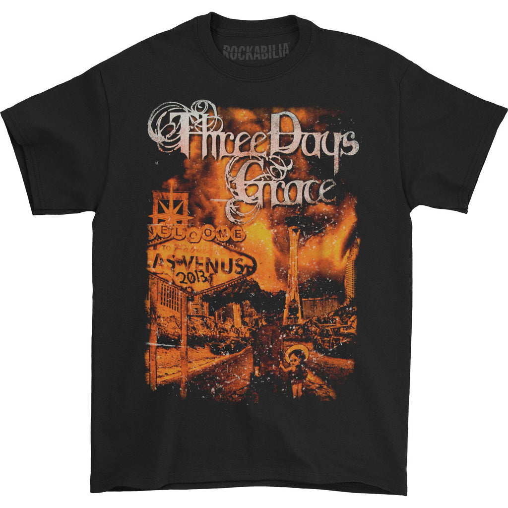 Welcome To Las Venus 2013 Tour T-shirt