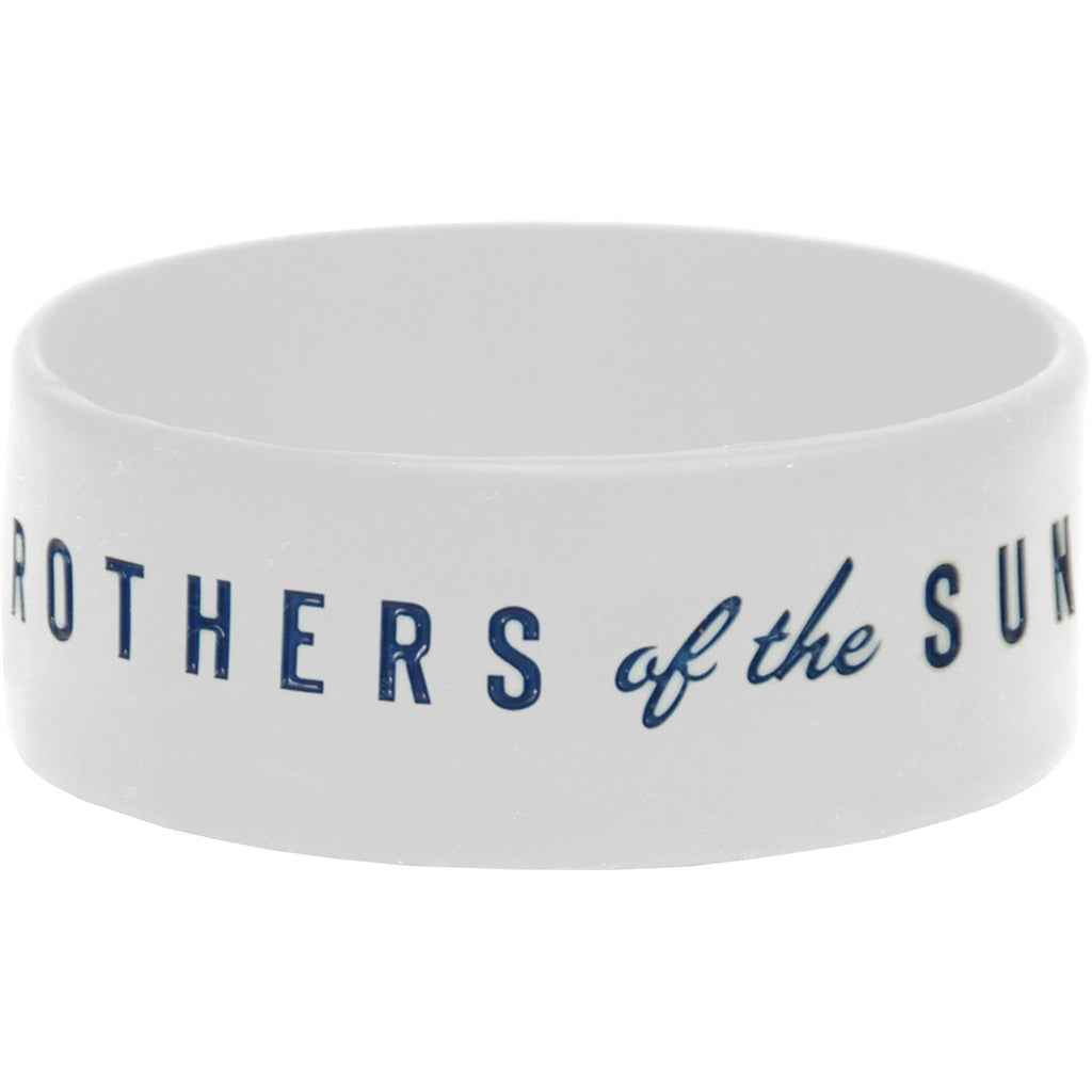 Brothers Of The Sun Rubber Bracelet