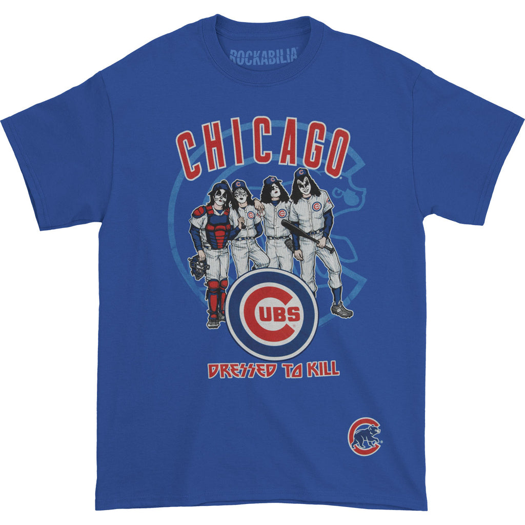 Chicago Cubs Dressed To Kill T-shirt