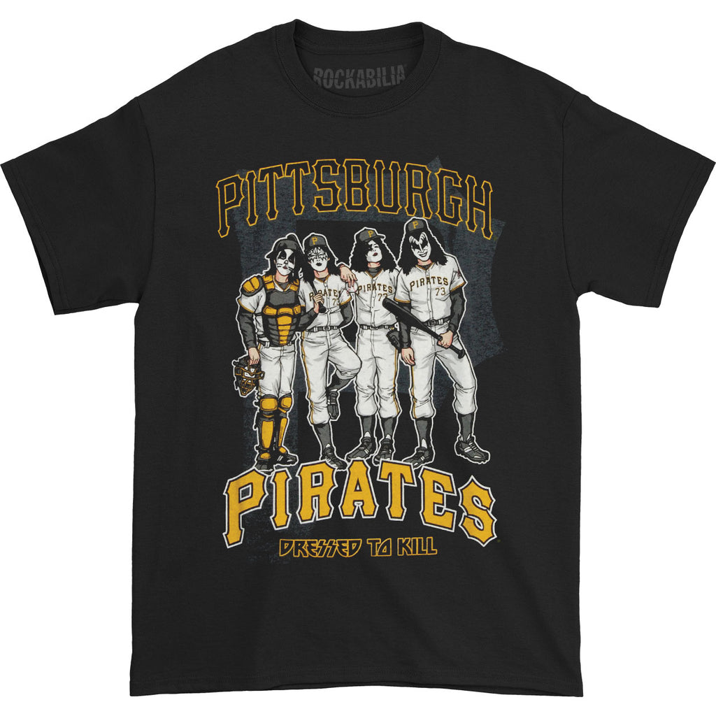 Pittsburgh Pirates Dressed To Kill T-shirt