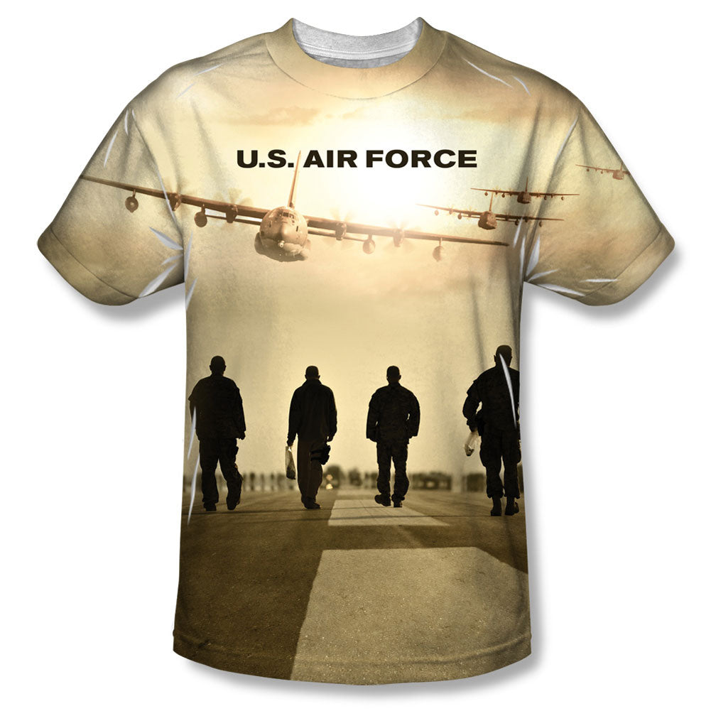 Long Walk Sublimation T-shirt
