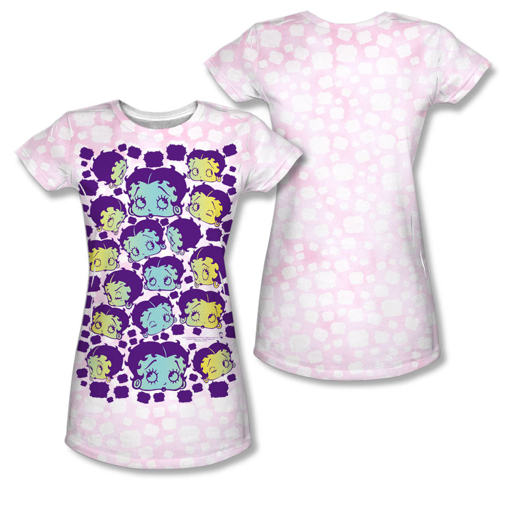 Boop & Repeat Sublimation Junior Top