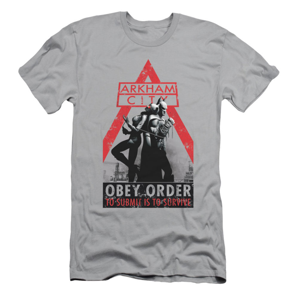 Obey Order Slim Fit T-shirt