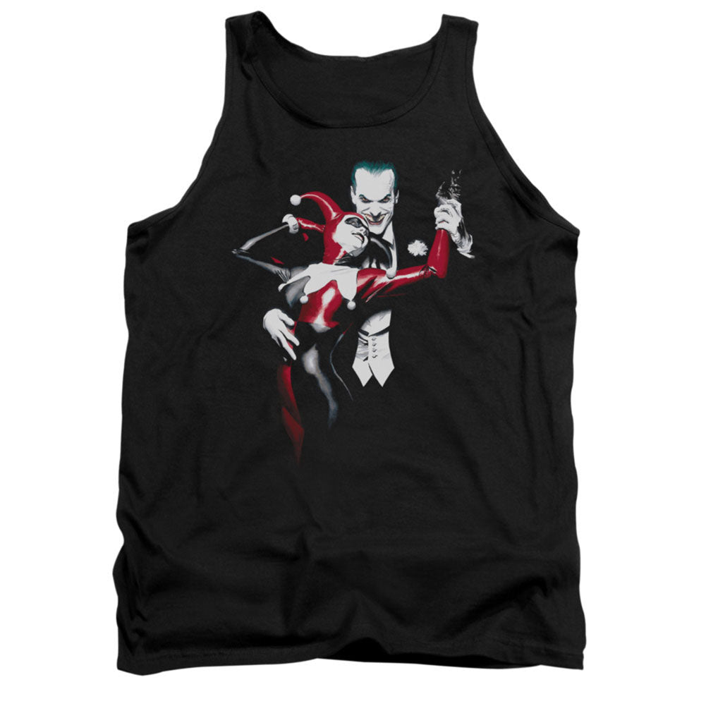 Harley And Joker Mens Tank