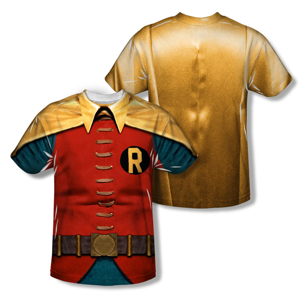 Robin Costume  Sublimation T-shirt