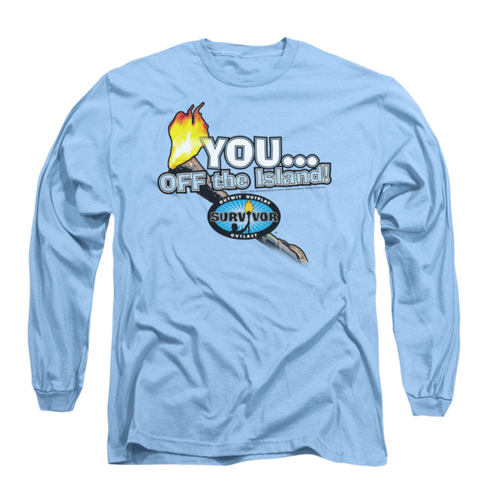 You Off The Island Long Sleeve