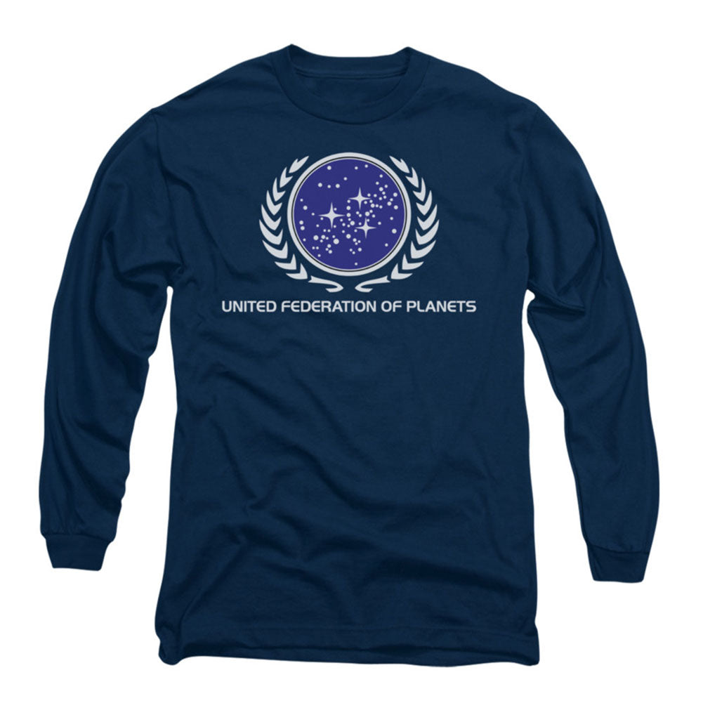 United Federation Logo Long Sleeve