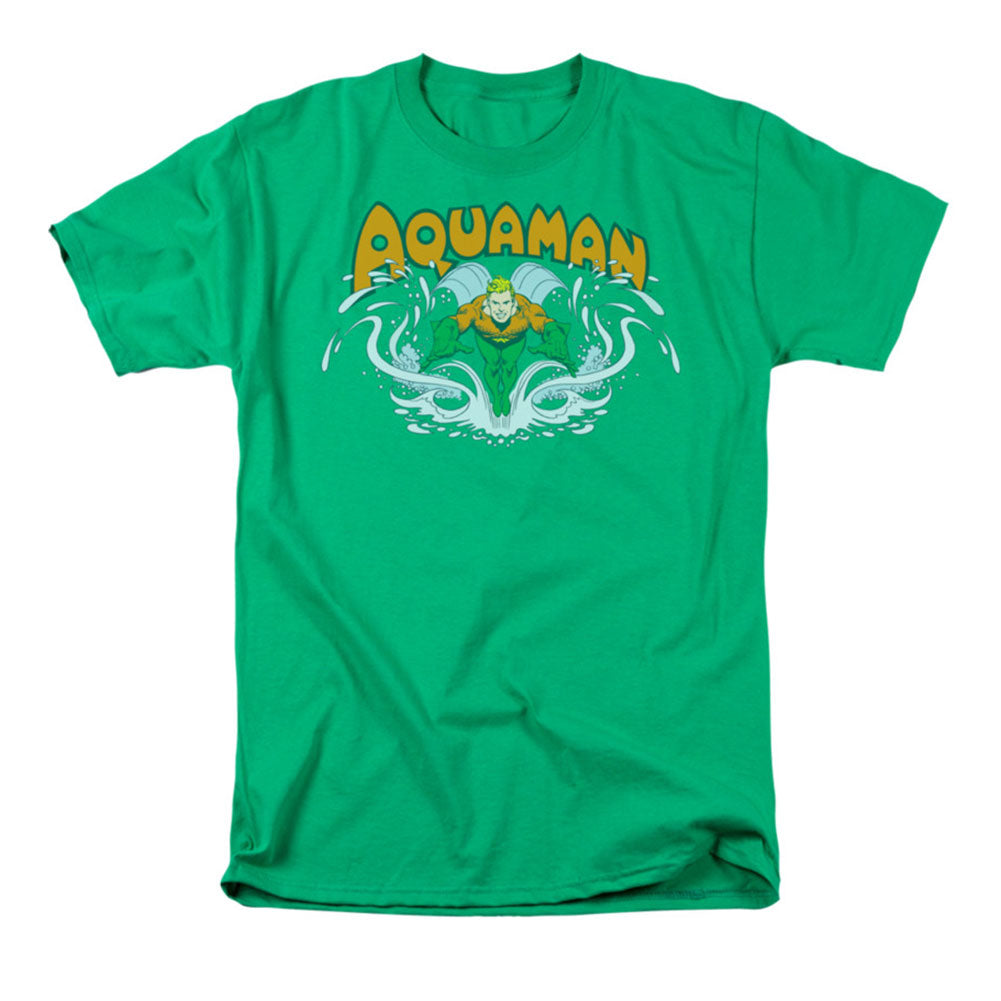 Aquaman Splash T-shirt