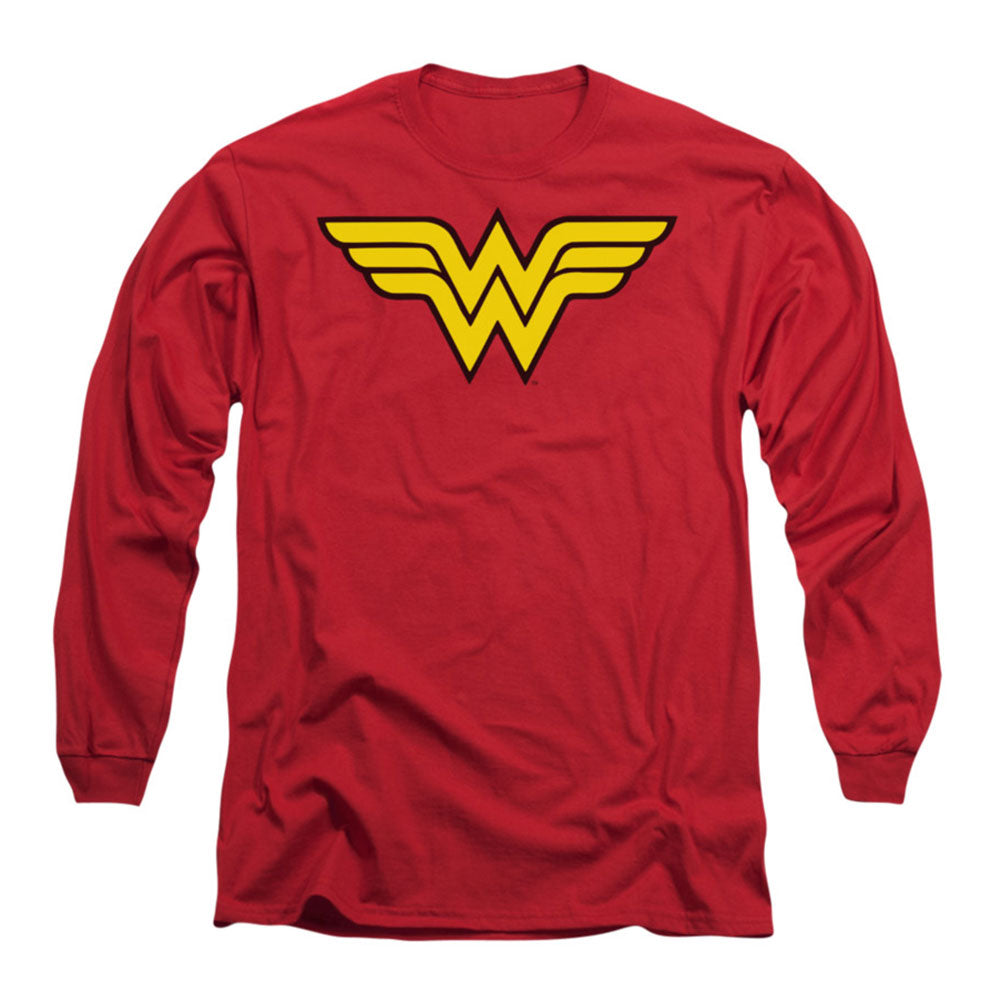 Wonder Woman Logo Long Sleeve