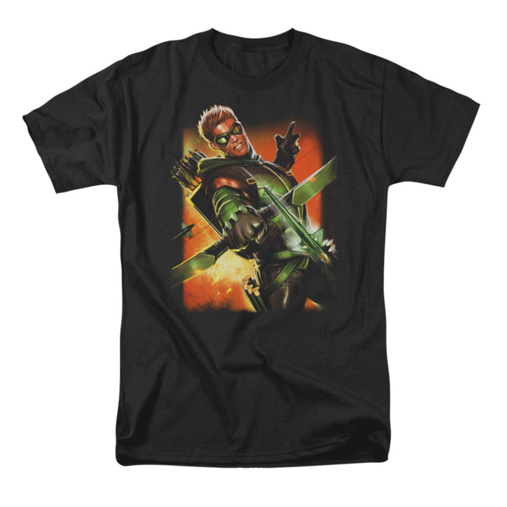 Green Arrow #1 T-shirt