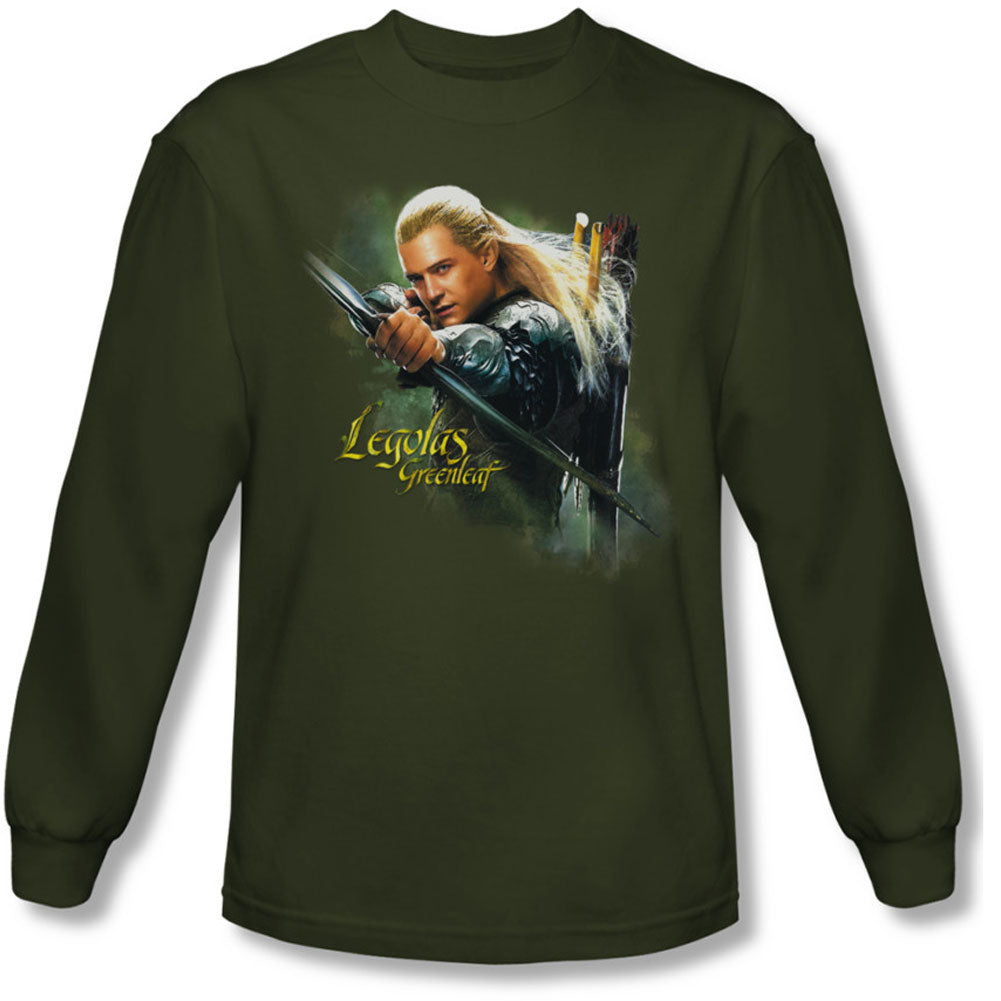 Legolas Greenleaf Long Sleeve