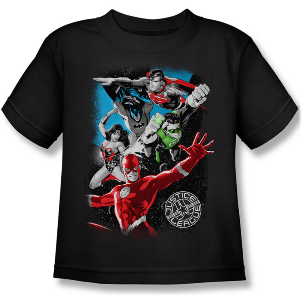 Galactic Attack Childrens T-shirt