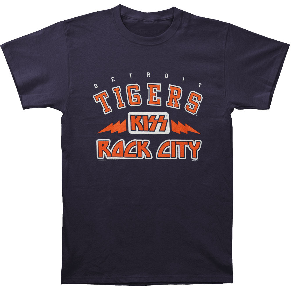 Detroit Tigers Rock City T-shirt