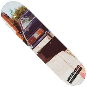 American Hi-Fi Blood & Lemonade Skateboard Deck
