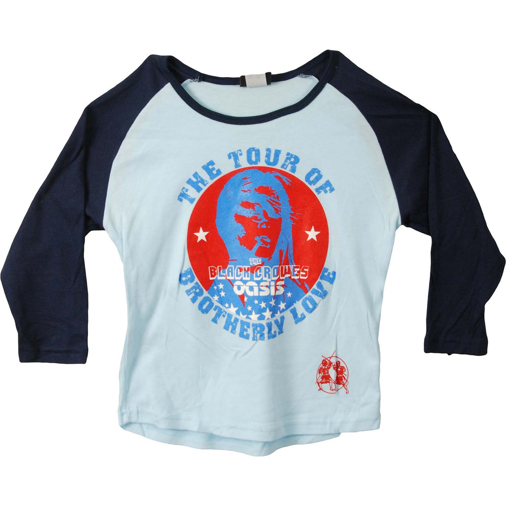 Brotherly Love Raglan Junior Top