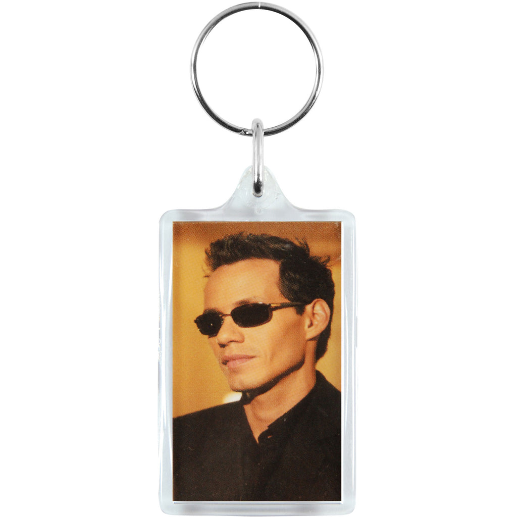 Shades Plastic Key Chain