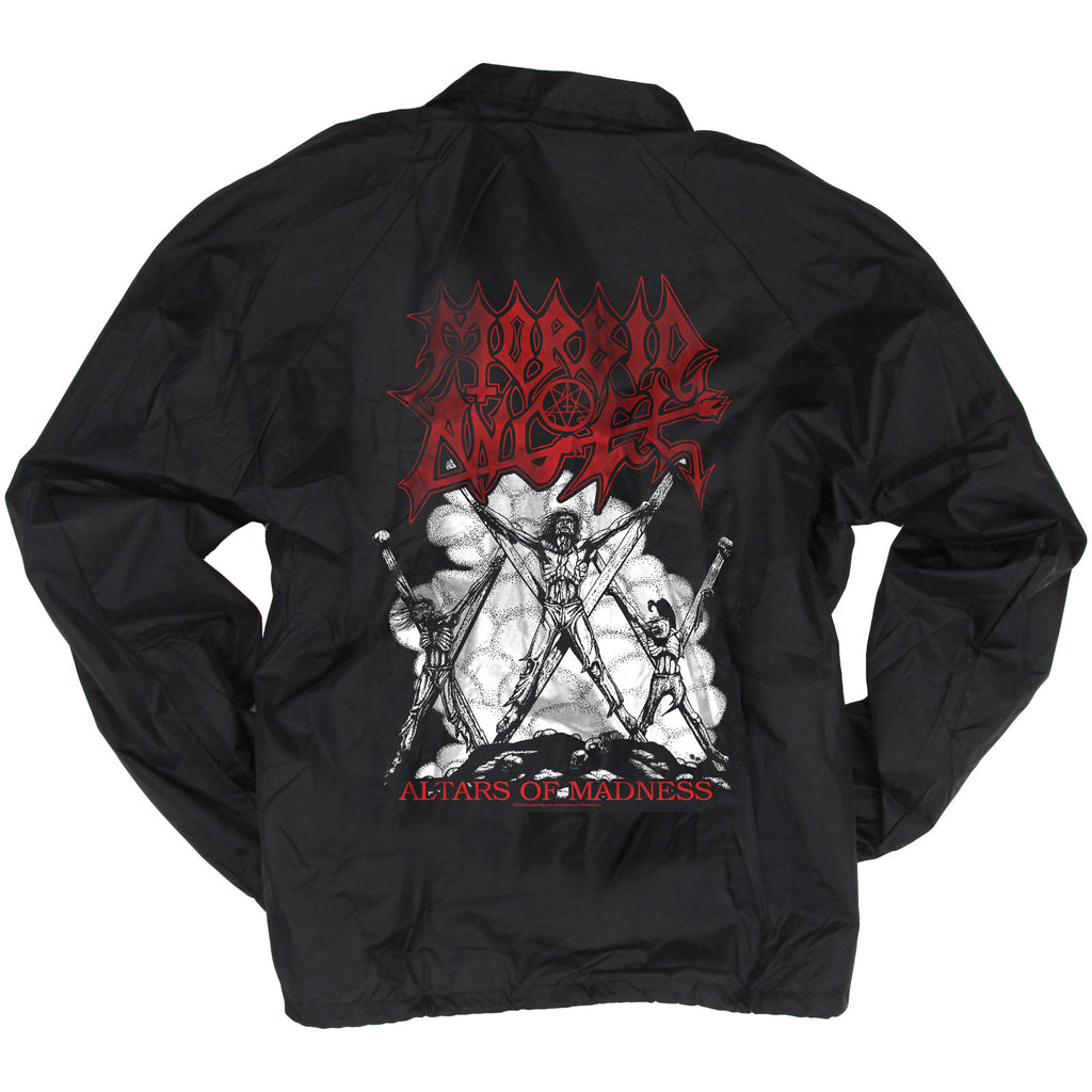 Altars Of Madness Windbreaker
