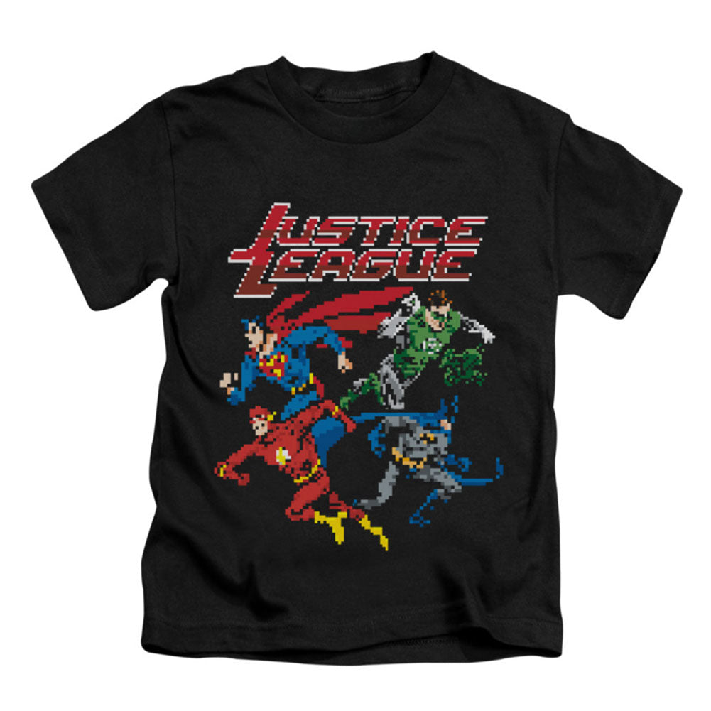 Pixel League Childrens T-shirt