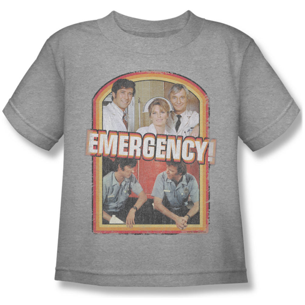 Retro Cast Childrens T-shirt