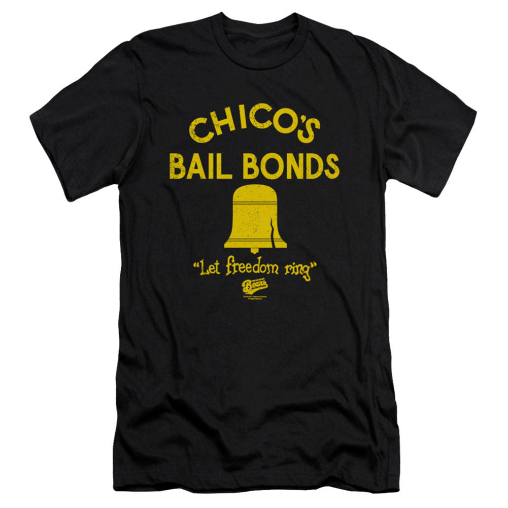 Chico's Bail Bonds Slim Fit T-shirt
