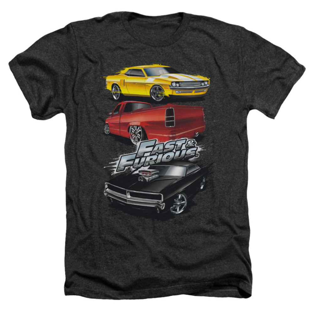 Muscle Car Splatter T-shirt