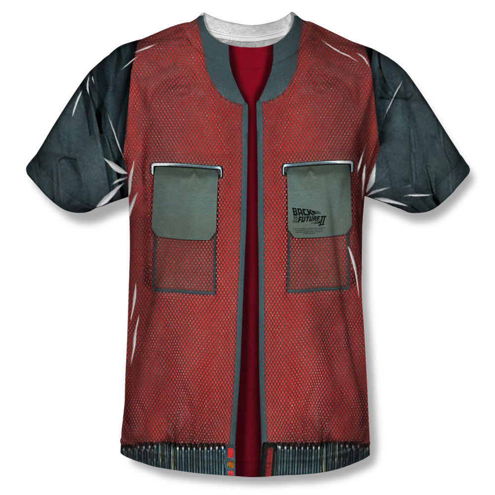 Future Jacket Sublimation T-shirt